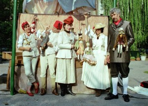 Image of Cast of Don Juan or The Wages of Debauchery by Czech Marionette Theatre