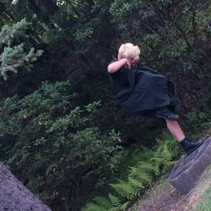 sarazina black dress
